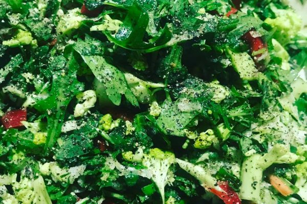 Romanesco Salad