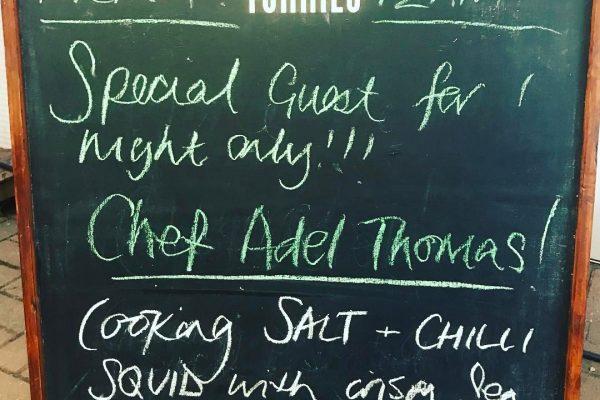 Chef Adel in da House!