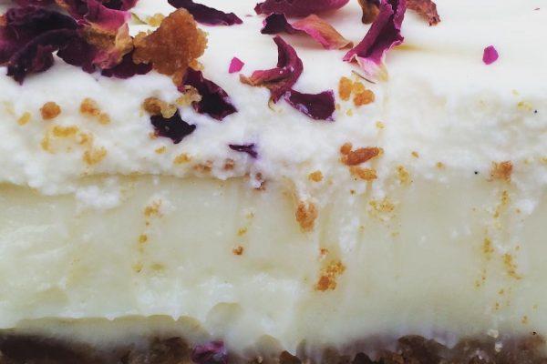 Lemon & Rose Cake